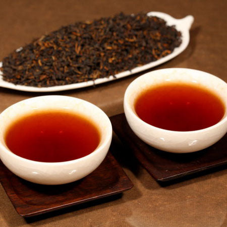 2008 Year High Quality Puer Tea China Puerh Tea Leaf - sunrise-tea