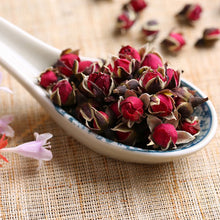 Load image into Gallery viewer, Chinese Cleansing Yunan Dried Rose Flower Herbal Tea - sunrise-tea