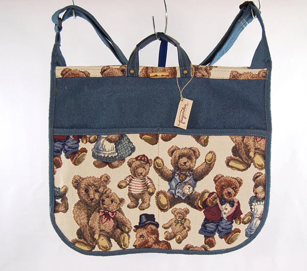 Teddies Cross Body Satchel