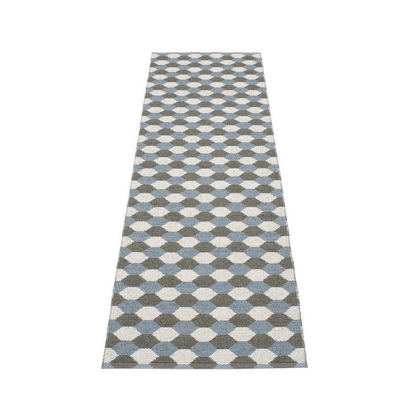 Tapis dana - storm, fossil grey, charcoal