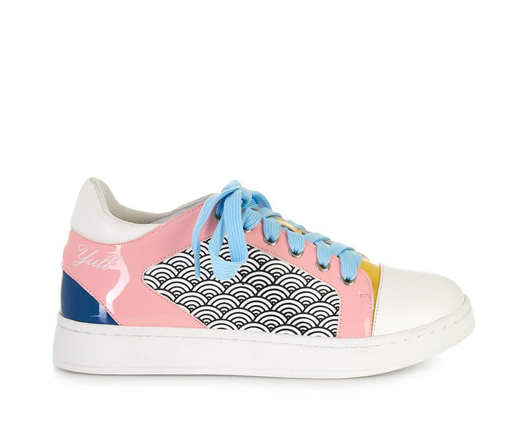 Brixton Scallop Sneakers
