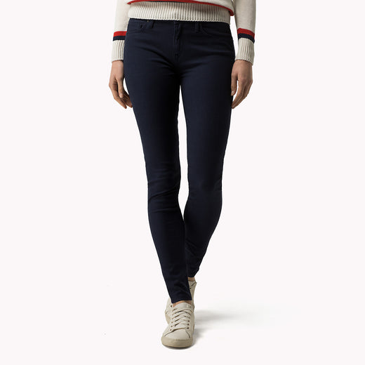 Tommy Hilfiger Como Regular Waist Jeans - Denim
