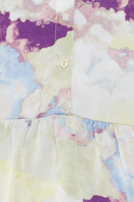 Cloudy Dress - Multi