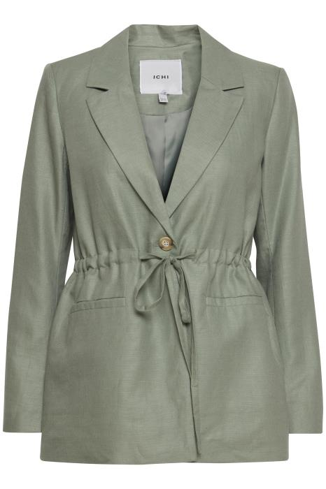 Cirrus Blazer - Hedge Green