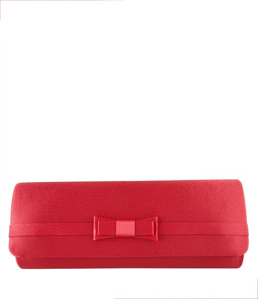 Pam Envelope Clutch - Red