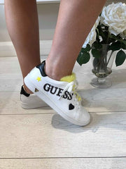 Guess Super Lea12 Sneaker - White