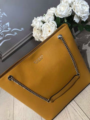 Guess Robyn Tote - Marigold