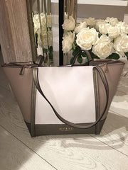Guess Heidi Tote - Pewter Multi