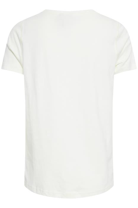 Skye Short Sleeve T-Shirt - Cloud Dancer