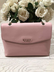 Guess Robyn Shoulder Bag - Blush