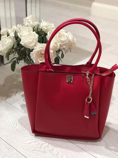 Guess Lenia Carryall - Red