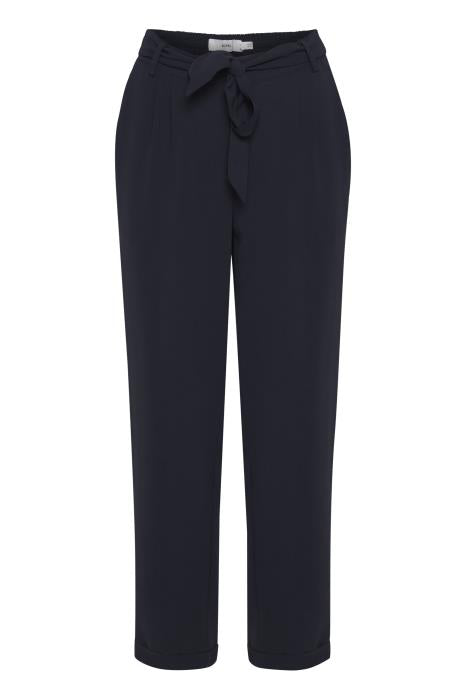 Cerise Trousers - Dark Navy