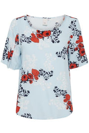 Ihclossa Short Sleeve Top