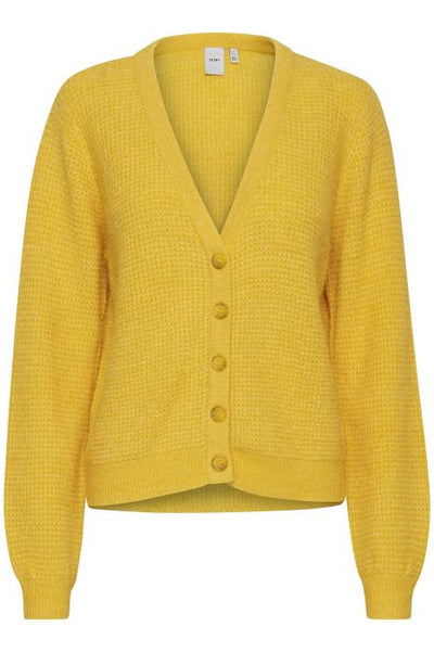 Dusty Cardigan - Super Lemon