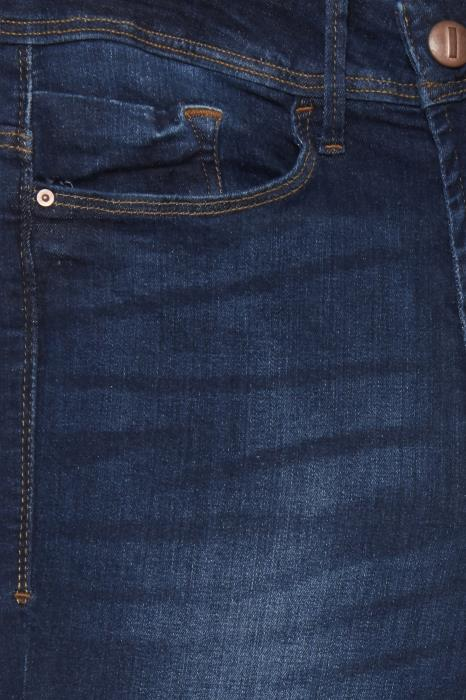 Erin Izaro Medium Jeans - Medium Blue
