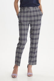 Adda Trousers - Lilac
