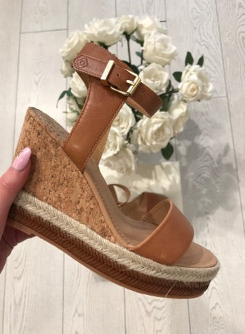 San Diego Wedge - Cognac