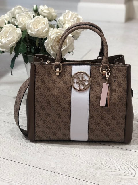 Guess Bluebelle Carryall - Brown