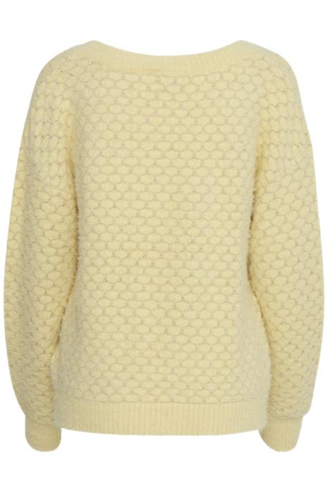 Gurli Long Sleeve Jumper - Pineapple Slice