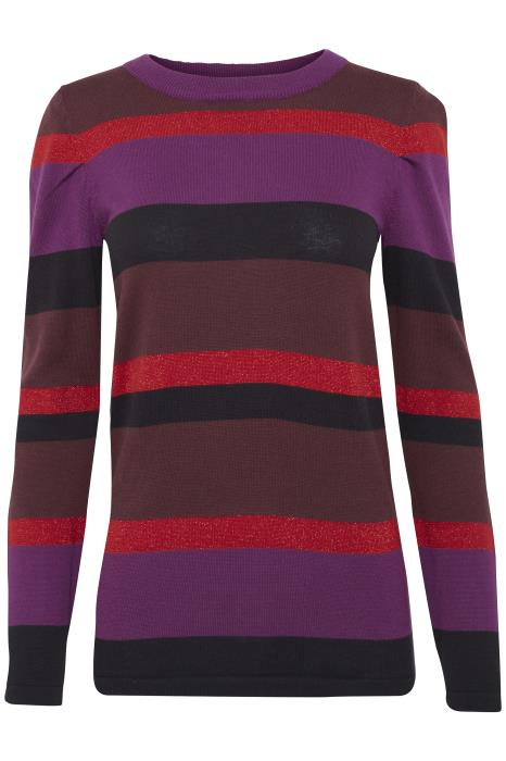 Goldie Long Sleeve Top - Port Royale