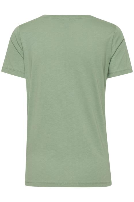 Mavi Short Sleeve Tee - Hedge Green