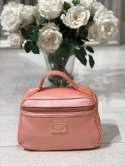 Guess Bahia Beauty Bag - Peach