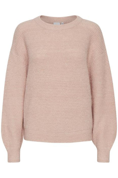 Dusty Sweater - Silver Pink