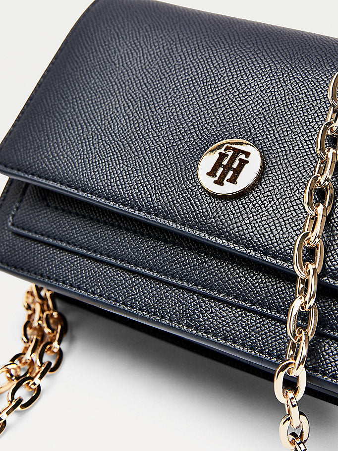 Tommy Hilfiger Honey Chain Crossover Bag - Desert Sky