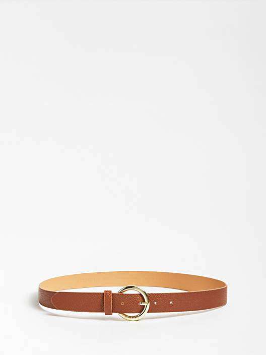 Guess Vikki Adjustable Belt - Cognac
