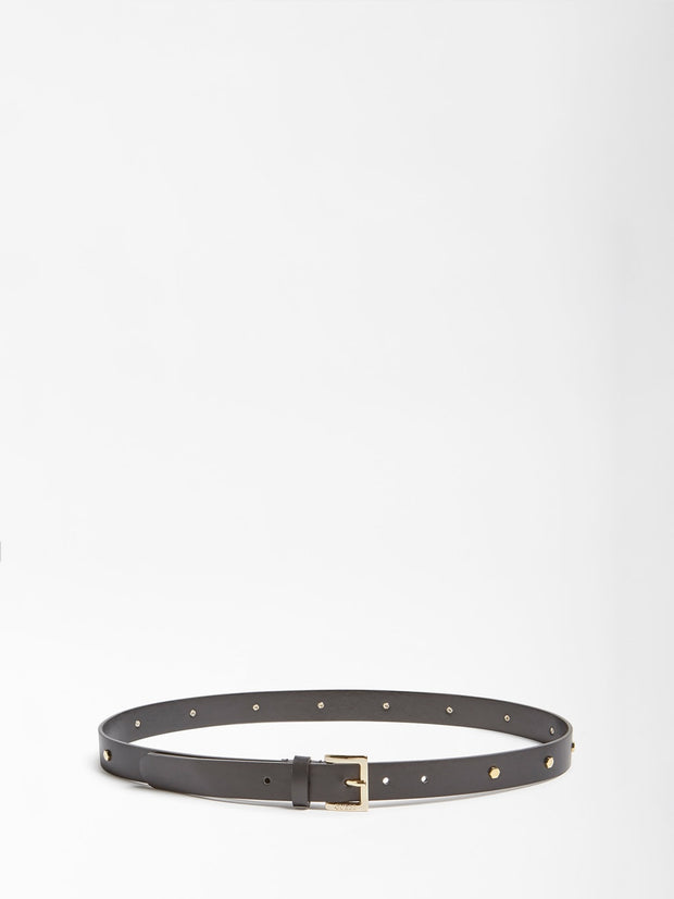 Guess Tia Stud Belt - Black