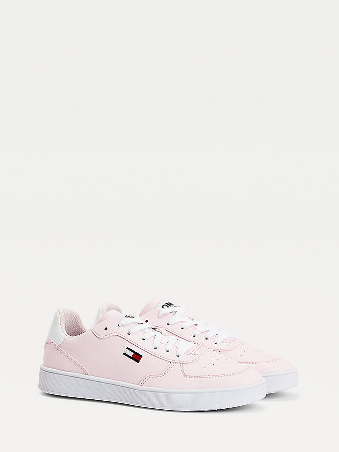 Tommy Hilfiger Cupsole Sneakers - Light Pink