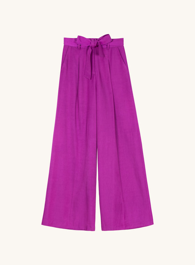 Parvedy Trousers - Purple