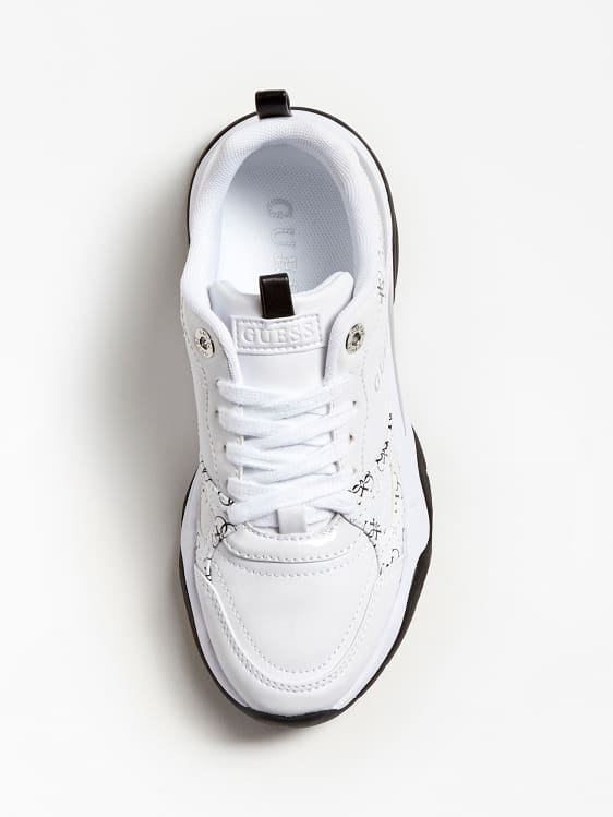 Guess Flaus Active Sneaker - White