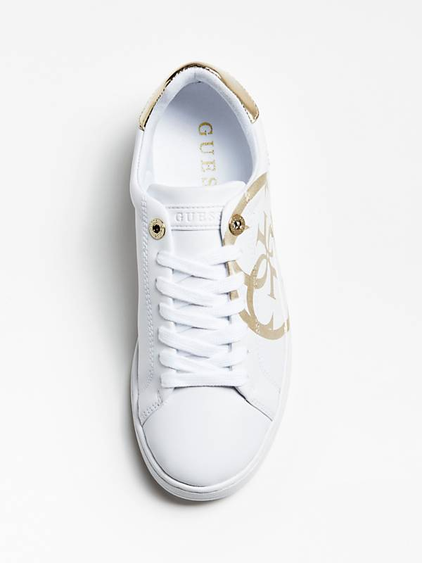 Guess Cambry Active Lady Sneaker - White