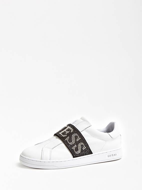 Guess Connur Active Sneaker - White