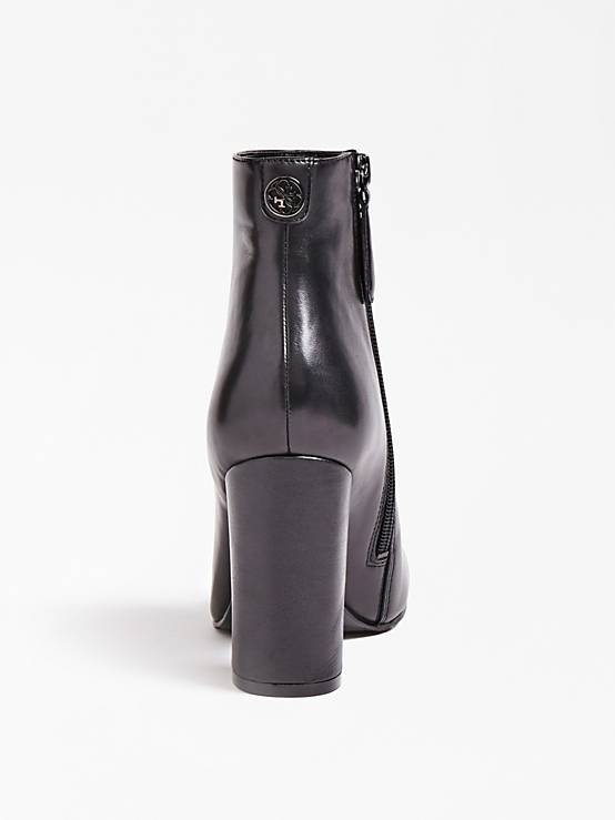 the best attitude 8610e 6a933 Guess Lannaha Stivaletto Boot - Black – Spoilt Belle Boutique