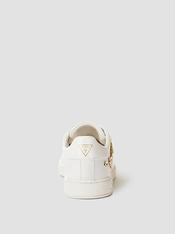 Guess Cight Active Lady Sneaker - White