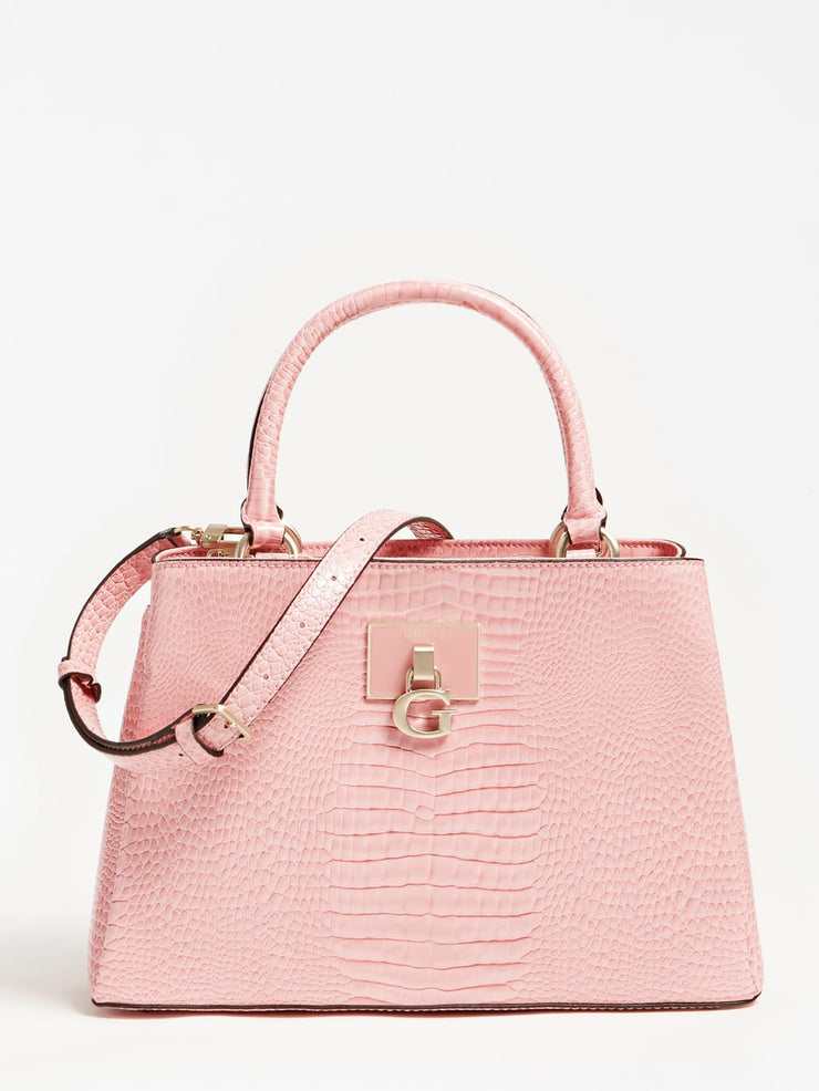 Guess Carabel Satchel - Rose