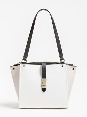 Guess Nerea Handbag - Black and White