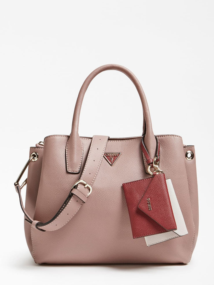 Guess Kirby Girlfriend Carryall - Mauve