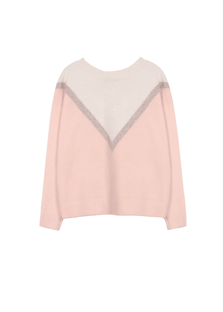 Naelie Sweater - Pink