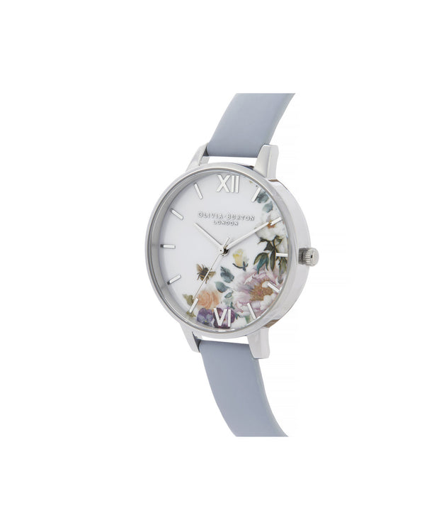 Enchanted Garden Demi Dial Watch - G114