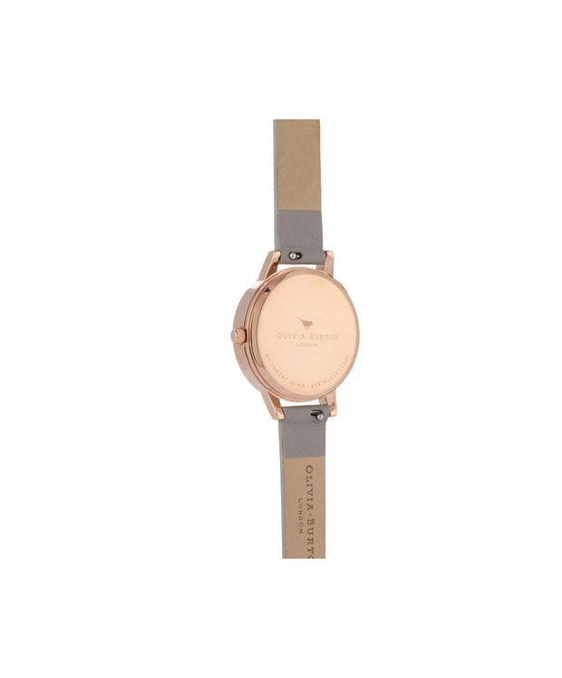 Lace Detail Midi Dial Watch - MV92