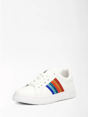 Guess Rollin Sneakers - White