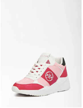 Guess Tesha Sneaker - Light Pink