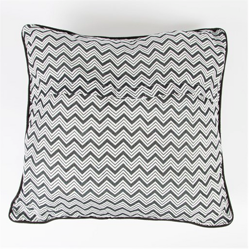 You Are Awesome Chevron Retro Cushion