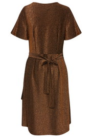Ihhelena Dress - Copper