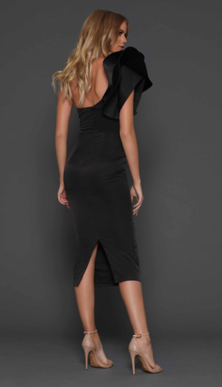Mimi Dress - Black