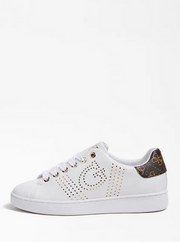 Guess Ranvo Trainers - White