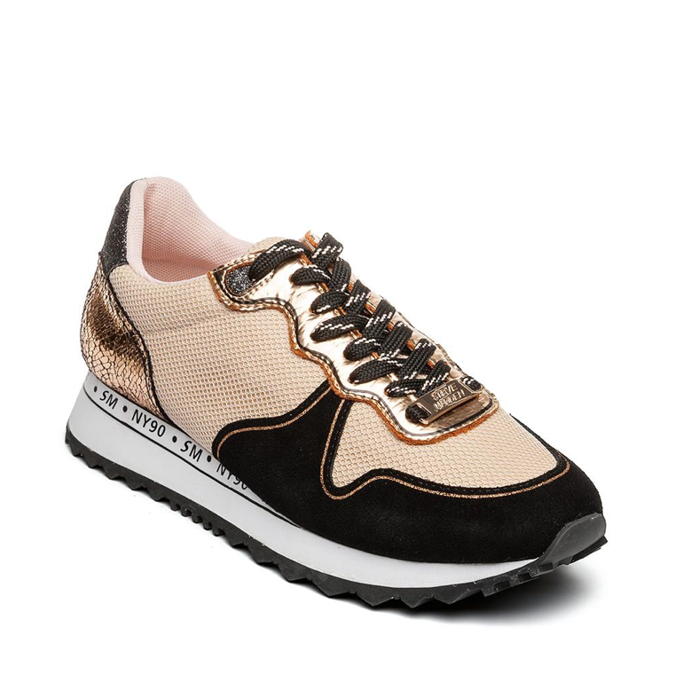 Steve Madden - Reform Trainer - Rose Gold Multi